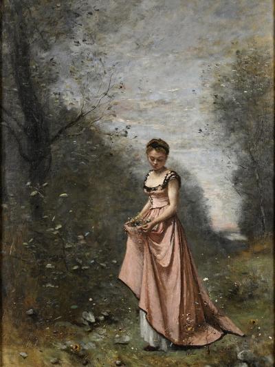 Springtime of Life, 1871-Jean-Baptiste-Camille Corot-Giclee Print