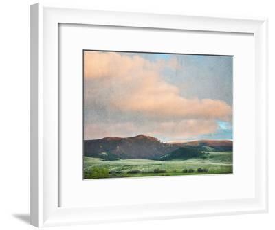 Springtime Skies-Annie Bailey-Framed Art Print