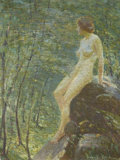 Springtime-Robert Payton Reid-Giclee Print