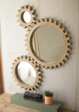 Sprockets Mirror Trio
