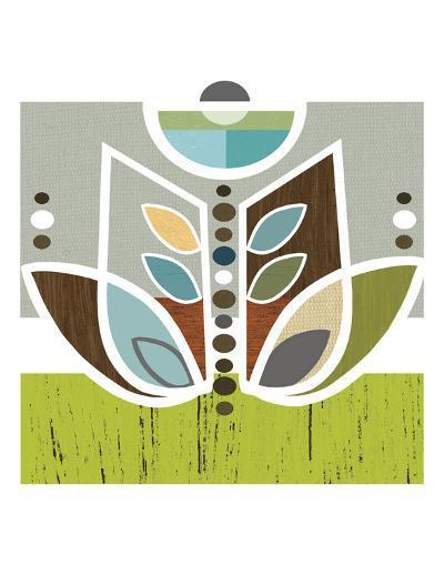 Sprout 1-Linda Ketelhut-Art Print