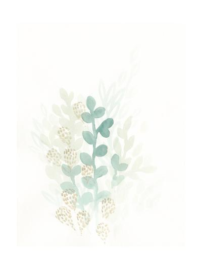 Sprout Flowers II-June Vess-Art Print