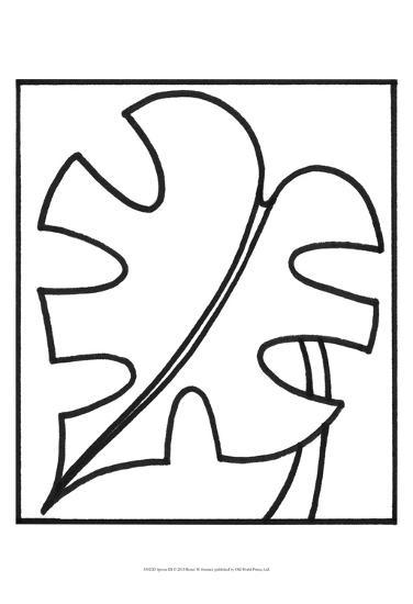 Sprout III-Renee W^ Stramel-Art Print