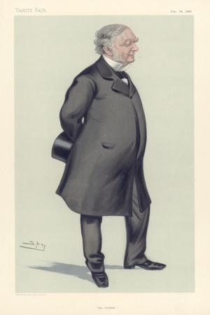 Erasmus Wilson, English Surgeon and Antiquary, 1880