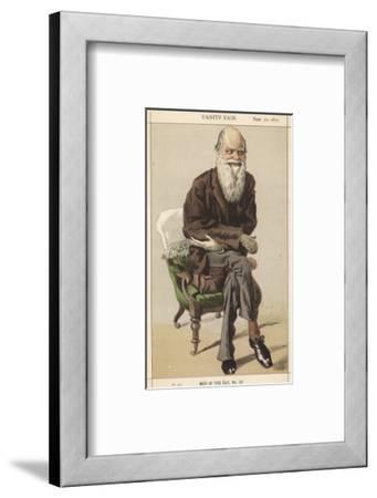 Charles Darwin Naturalist