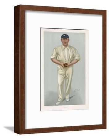 George Hirst Yorkshire Cricketer