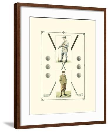 Golfers: John Henry & R. Maxwell
