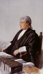Good Judge by Spy (Leslie M^ Ward)