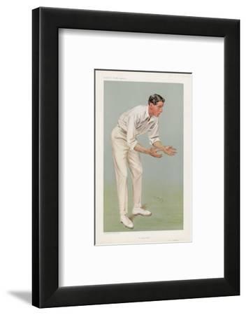 Ken Hutchings English Cricketer
