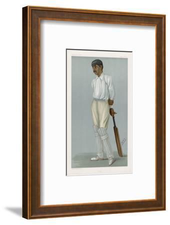 Ranjitsinhji Vibhaji Rajput Nobleman and English Cricketer Who Played for Sussex