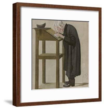 William Archibald Spooner, English Clergyman