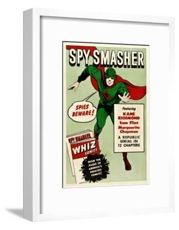 Spy Smasher, 1942