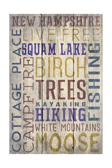 Squam Lake New Hampshire