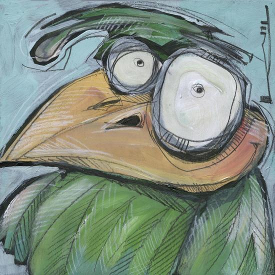 Square Bird 03a-Tim Nyberg-Giclee Print