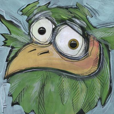 Square Bird 06b-Tim Nyberg-Giclee Print