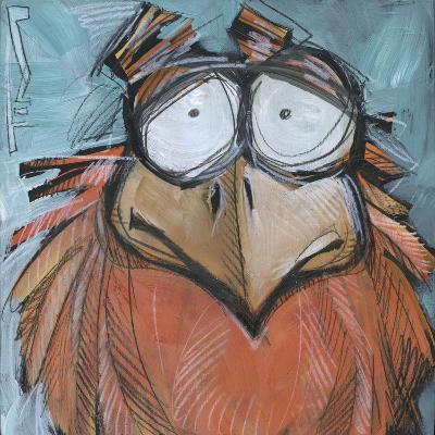 Square Bird 08a-Tim Nyberg-Giclee Print