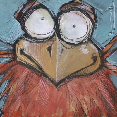 Square Bird 10a-Tim Nyberg-Giclee Print