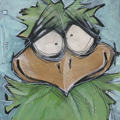 Square Bird 14a-Tim Nyberg-Giclee Print