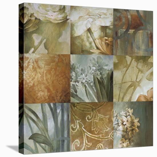 Square Choices-Linda Thompson-Stretched Canvas Print
