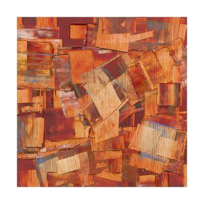 Square Dance II-Sharon Gordon-Premium Giclee Print