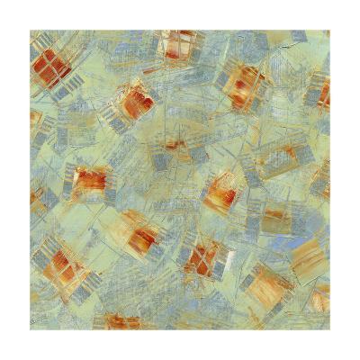 Square Dance III-Sharon Gordon-Premium Giclee Print