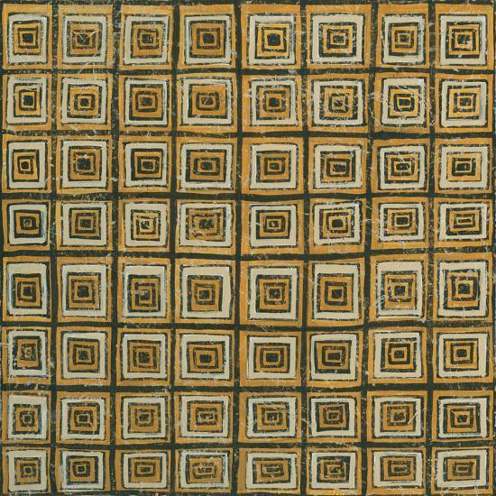 Square in Square-Kathrine Lovell-Art Print