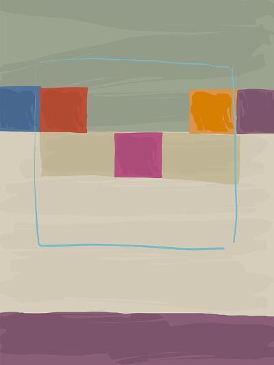 Square Path I-Gerry Baptist-Giclee Print