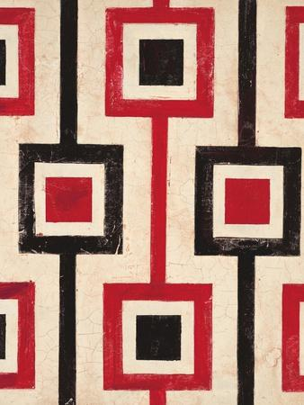 Square Textile-Hope Smith-Art Print