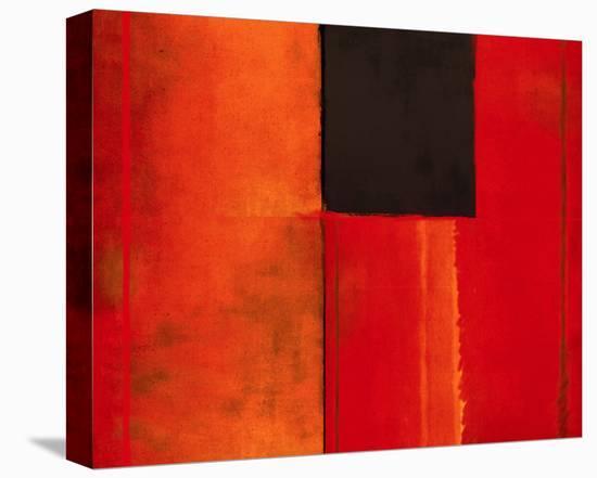 Square Twilight Apex-Carmine Thorner-Stretched Canvas Print