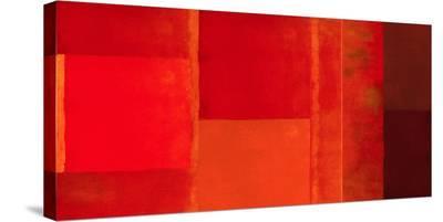 Square Twilight Panorama-Carmine Thorner-Stretched Canvas Print