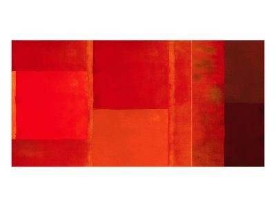 Square Twilight Panorama-Carmine Thorner-Art Print