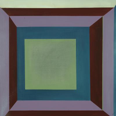Squared Away I-Sydney Edmunds-Giclee Print