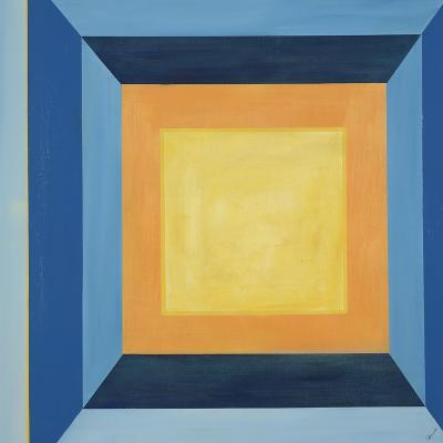 Squared Away II-Sydney Edmunds-Giclee Print