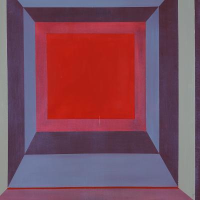 Squared Away III-Sydney Edmunds-Giclee Print