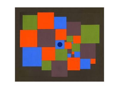 Squares, 2011-Peter McClure-Giclee Print