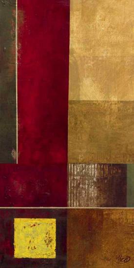 Squares II-Verbeek & Van Den Broek-Art Print