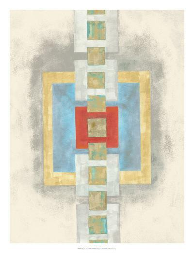 Squares in Line I-Nikki Galapon-Giclee Print