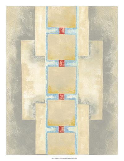Squares in Line II-Nikki Galapon-Giclee Print