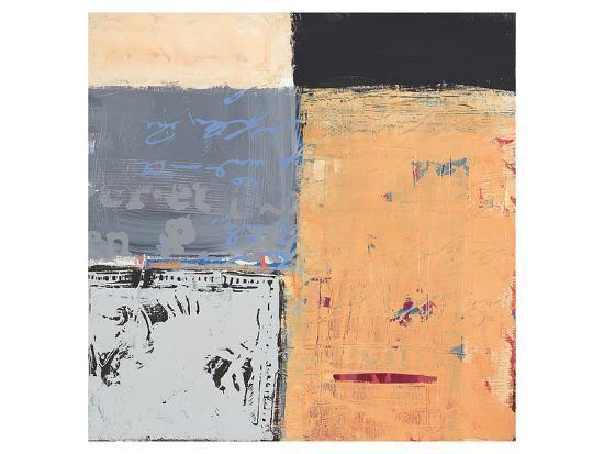 Squares & Rectangles-Anna Flores-Art Print