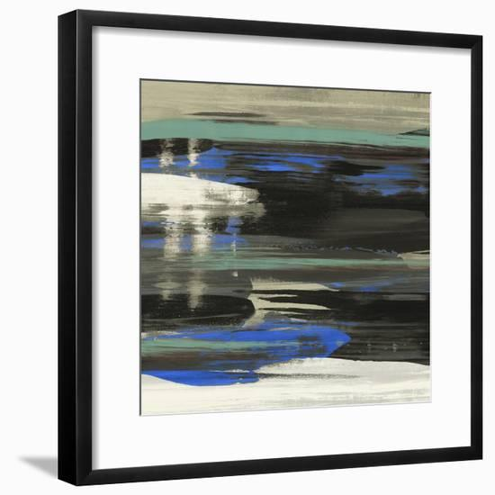 Squeeze IV-PI Studio-Framed Art Print
