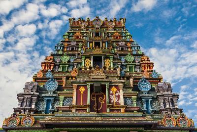 Sri Siva Subramaniya Hindu Temple, Nadi, Viti Leva, Fiji-Michael Runkel-Photographic Print