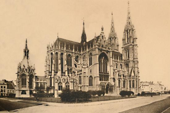 'SS. Peter and Paul Church', c1928-Unknown-Photographic Print