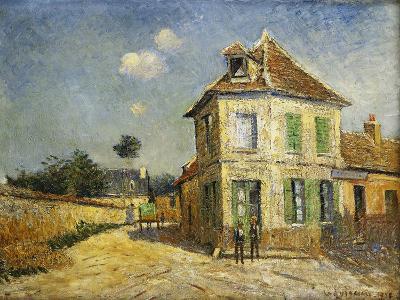 St, 1917-Gustave Loiseau-Giclee Print