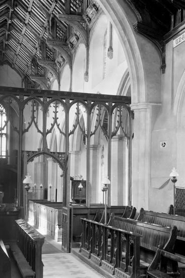 St. Agnes Church, Cawston-Frederick Henry Evans-Photographic Print