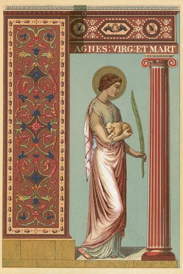 St Agnes-English School-Giclee Print