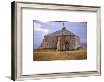St. Aldhelms Chapel, Worth Matravers, west of Swanage, Dorset, 20th century-CM Dixon-Framed Photographic Print