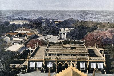 St Andrew's Church, Bangalore, India, C1880-1890--Giclee Print