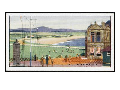 St Andrews, Fife--Giclee Print