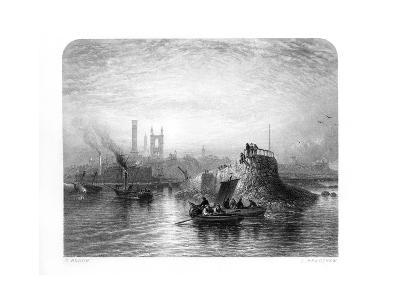 St Andrews, Scotland, 1870-S Bradshaw-Giclee Print
