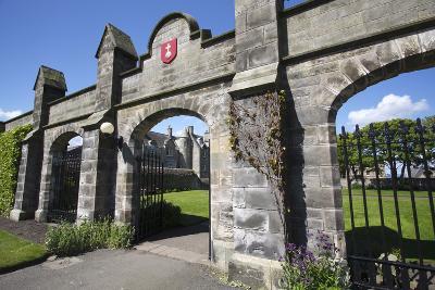 St Andrews University, Fife, Scotland, 2009-Peter Thompson-Photographic Print